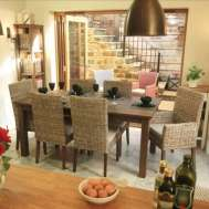 Ascot Dining Table Set