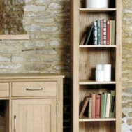 Narrow Bookcase